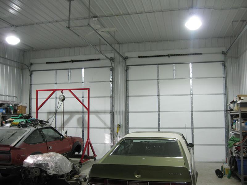 New garage ideas the amc forum page 1 for 12x12 overhead door