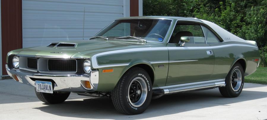 1970 390 Javelin