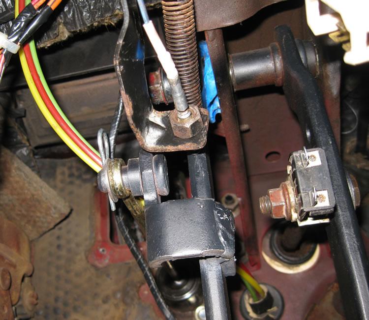 Hydraulic Clutch Linkage The Amc Forum