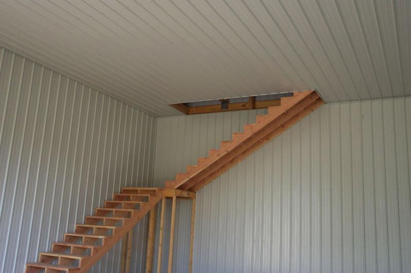 garage ceiling ideas drywall plywood etc - Cheap Ideas For Barn Ceilings